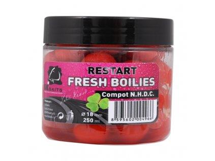 LK Baits Fresh Boilie Restart  + Sleva 10% za registraci