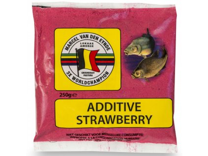 MVDE Posilovač Strawberry 250g  + Sleva 10% za registraci