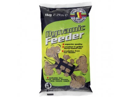 MVDE Dynamic feeder UK 1kg  + Sleva 10% za registraci