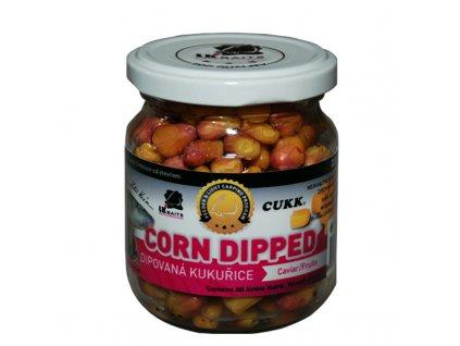 LK Baits Dipovaná kukuřice Caviar/Fruits  + Sleva 10% za registraci