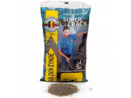 MVDE Super Crack Brasem Black 1kg  + Sleva 10% za registraci