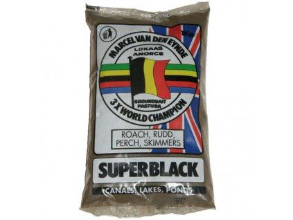 MVDE Super Black 1kg  + Sleva 10% za registraci