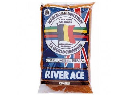 MVDE River Ace Black 1kg  + Sleva 10% za registraci