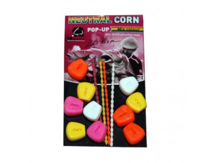 LK Baits Neutral Corn - Mix colour  + Sleva 10% za registraci