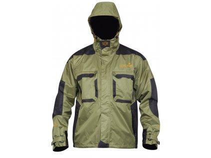 Norfin bunda Peak Demi-Season Jacket zelená/Green XXL  + Sleva 10% za registraci