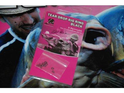 LK Baits Tear Drop Rig Ring 10ks  + Sleva 10% za registraci