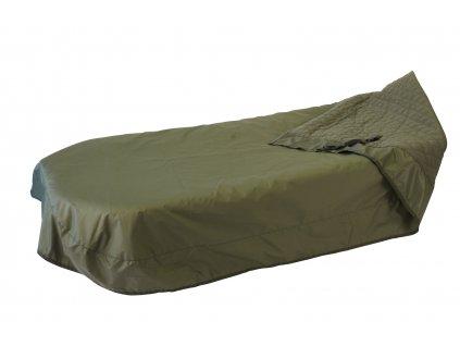 RH přehoz přes spací pytel Climate Cover XL  + Sleva 10% za registraci + ZDARMA kaprové háčky