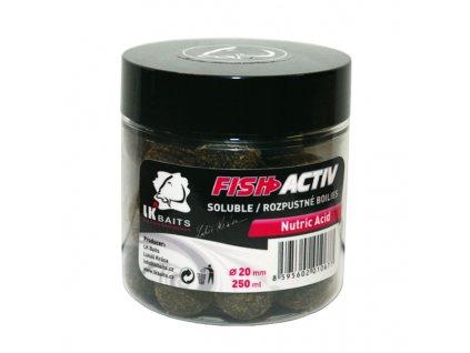 LK Baits Fish Activ Nutric Acid 250ml, 20mm