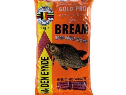MVDE Gold Pro Bream Red 1kg  + Sleva 10% za registraci