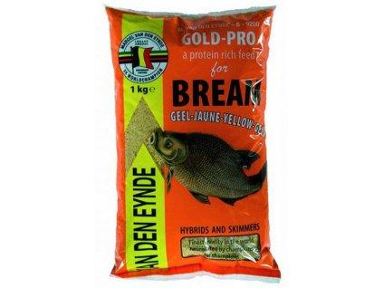 MVDE Gold Pro Bream Yellow 1kg