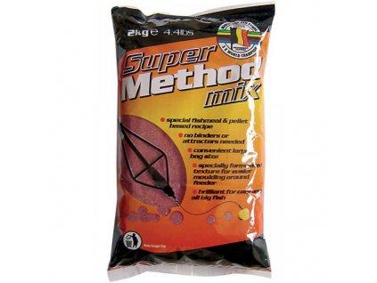 MVDE Method Mix Red 2kg  + Sleva 10% za registraci