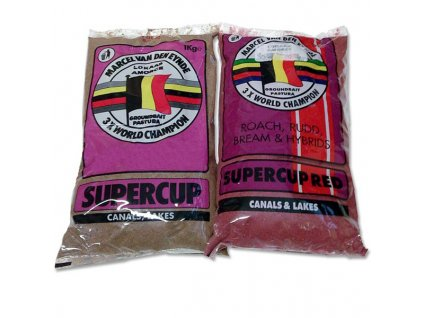 MVDE Supercup Red 1 Kg  + Sleva 10% za registraci
