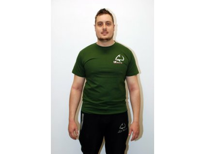 LK Baits triko zelené  + Sleva 10% za registraci