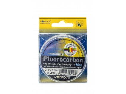 MVDE fluorocarbon Robinson  + Sleva 10% za registraci