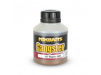 Mikbaits Gangster booster 250ml - G7 Master Krill  + Sleva 10% za registraci