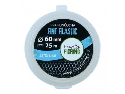 EasyFISHING 25m náhradní - PVA punčocha ELASTIC FINE 60mm  + Sleva 10% za registraci