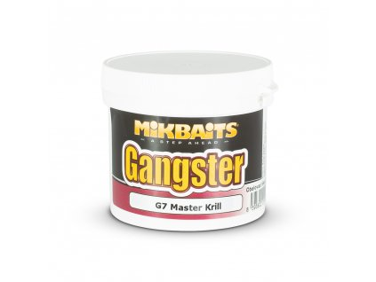 Mikbaits Gangster těsto 200g - G7 Master Krill  + Sleva 10% za registraci