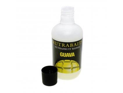 Nutrabaits tekuté esence natural - Guava 100ml  + Sleva 10% za registraci