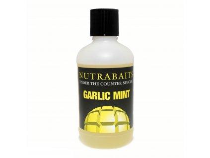 Nutrabaits tekuté esence special - Garlic Mint 100ml  + Sleva 10% za registraci