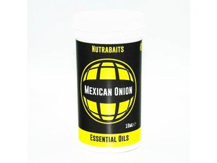 Nutrabaits esenciální oleje - Mexican Onion 10ml  + Sleva 10% za registraci