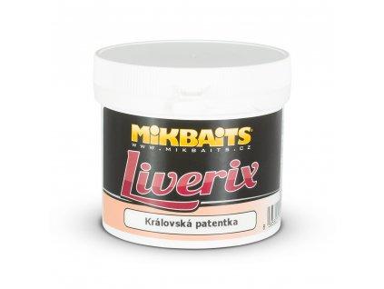 Mikbaits Liverix těsto 200g - Královská patentka  + Sleva 10% za registraci