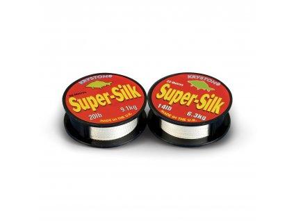 Kryston pletené šňůrky - SuperSilk 14lb 20m  + Sleva 10% za registraci