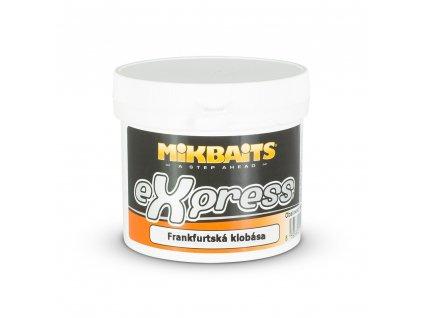 Mikbaits eXpress těsto 200g - Frankfurtská klobása  + Sleva 10% za registraci