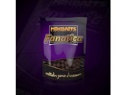 Mikbaits big pack - Trvanlivé boilie 20kg Fanatica + Oliheň Bl. pepper Asa 24mm  + Sleva 10% za registraci + ZDARMA Zfish PVA Punčocha Mesh Tube 35mm - 7m