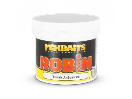 Mikbaits Robin Fish těsto 200g - Tuňák Ančovička  + Sleva 10% za registraci