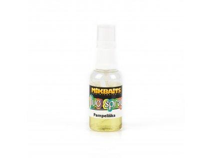 Mikbaits Pop-up spray 30ml - Pampeliška  + Sleva 10% za registraci