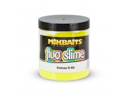 Mikbaits Fluo slime obalovací dip  + Sleva 10% za registraci