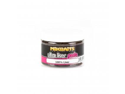 Mikbaits Ultra Liver paste obalovací těsto 150g - Játrový 100%