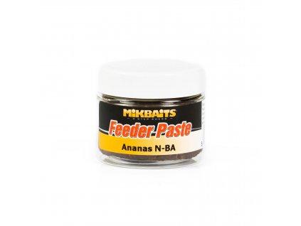 Mikbaits Feeder paste obalovací těsto 50ml - Ananas N-BA  + Sleva 10% za registraci