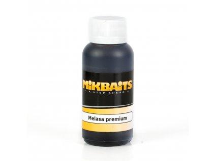 Mikbaits Tekuté potravy 100ml - Melasa premium  + Sleva 10% za registraci