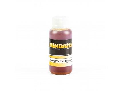 Mikbaits Oleje 500ml - Lososový olej WS+  + Sleva 10% za registraci