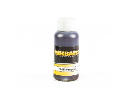 Mikbaits Oleje 500ml - Chilli Hemp oil  + Sleva 10% za registraci