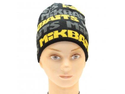 Mikbaits oblečení - Kulich černo/šedo/žlutý  + Sleva 10% za registraci