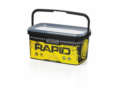 Mivardi Plastová vědra na návnady Rapid Box  + Sleva 10% za registraci