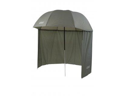 Mivardi Deštník Green PVC s bočnicemi