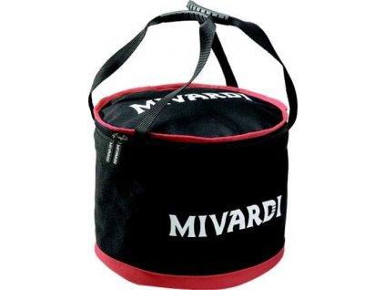 Mivardi Míchací taška na krmení s víkem - Team Mivardi  + Sleva 10% za registraci