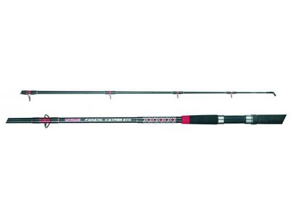 Sumcový prut Mivardi Fanatic Catfish  2,4 m  200 - 400 g  + Sleva 10% za registraci