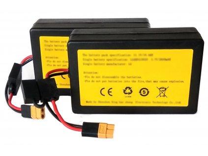 Mivardi Náhradní baterie pro zavážecí lodičku Carp Scout LI  + Sleva 3% za registraci