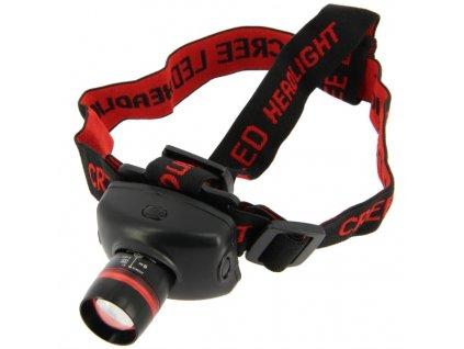 NGT LED Čelovka Headlamp Q5 CREE  + Sleva 10% za registraci