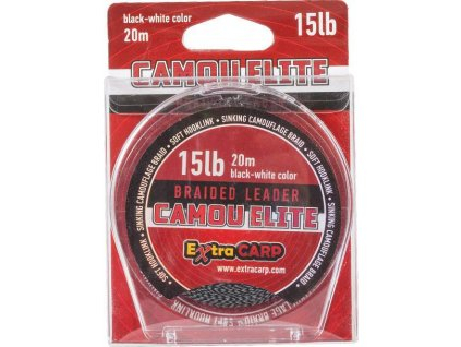 Extra Carp Camou Elite Braid 20m  + Sleva 10% za registraci