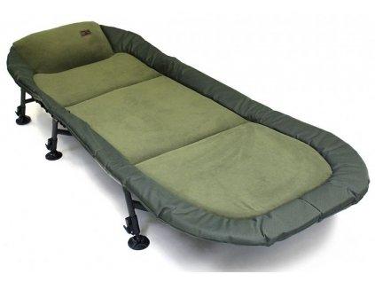Zfish Lehátko Deluxe Flat Bedchair  + Sleva 10% za registraci + ZDARMA kaprové háčky