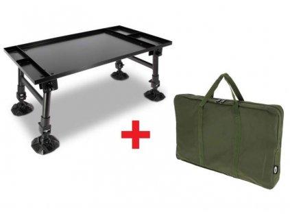 NGT Stolek Dynamic Bivvy Table + Obal Zdarma!  + Sleva 10% za registraci