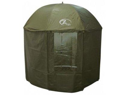 Zfish Deštník Royal Full Cover 2,5m  + Sleva 10% za registraci + ZDARMA kaprové háčky