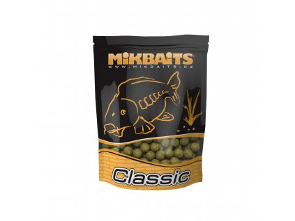 Mikbaits X-Class boilie 4kg - Krill Patentka 20mm  + Sleva 10% za registraci