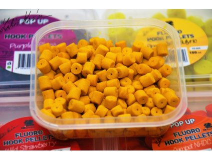 LK Baits Hook Pellets World Record Carp Corn 150ml, 8mm  + Sleva 10% za registraci