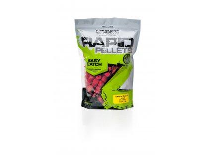 Mivardi Pelety Rapid Easy Catch Jahoda  + Sleva 10% za registraci